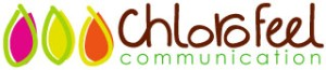 Logo CHLOROFEEL COMMUNICATION