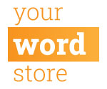 Logo YOUR WORD STORE